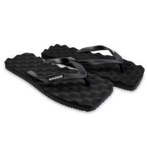 Samosomas Midnight Black Flip Flops aus Australien 1